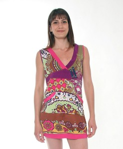 Robe tunique indienne