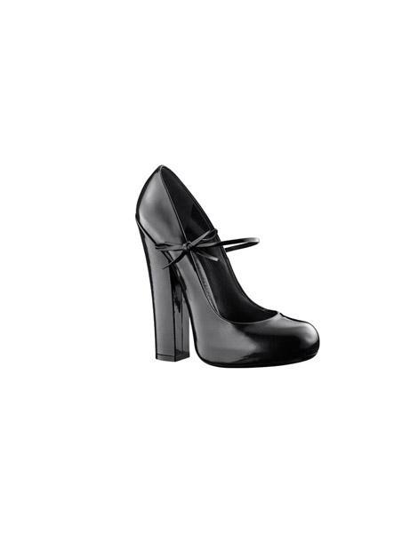 Les souliers fétichistes de Louis Vuiton.