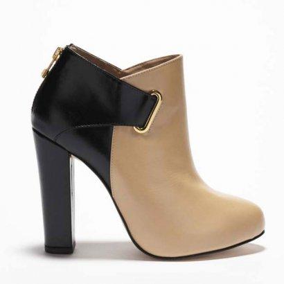 Boots Bicolore