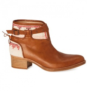 Boots chez Vanessa Bruno.