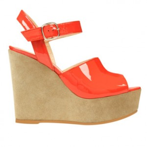 Chaussures Minelli Corail.