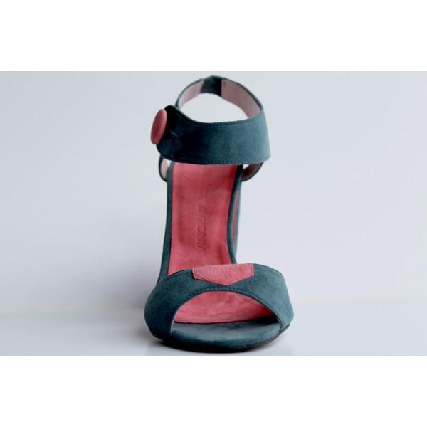 Sandale, la semelle intérieure.