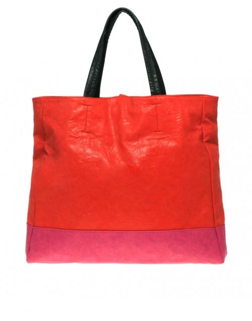 Le sac Bicolore.