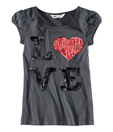 Tee-Shirt H&M.