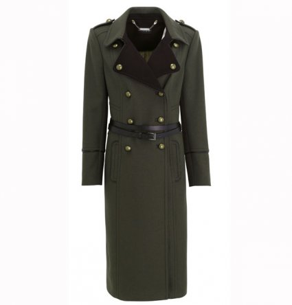 Manteau militaire Markspencer.