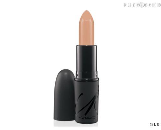 Rouge à Lèvres nude pour Mac par CR.
