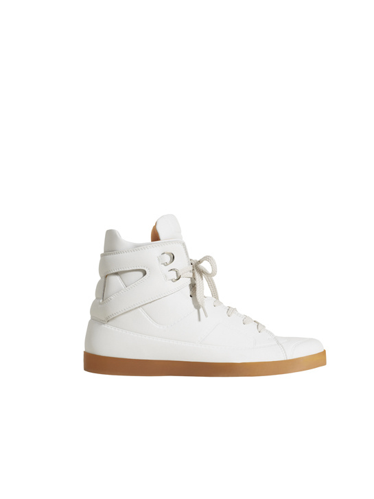 Les sneakers.