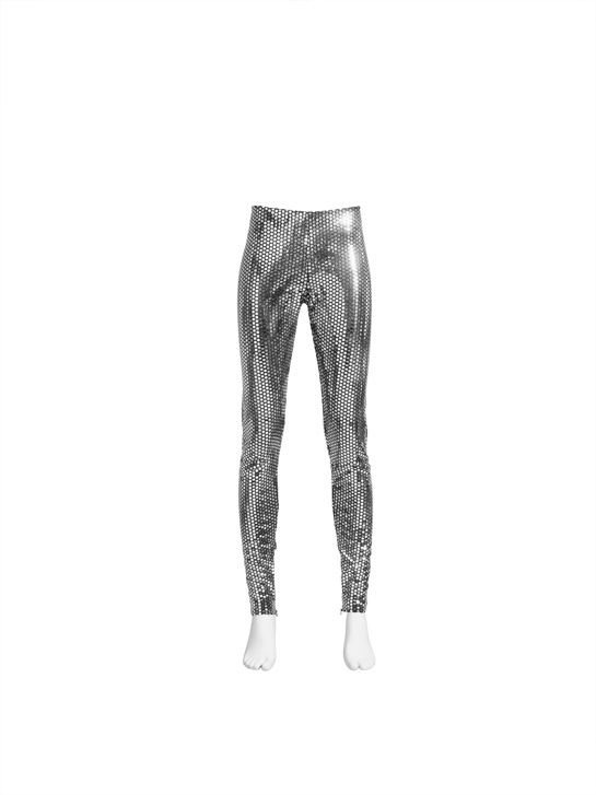 le legging à sequins.