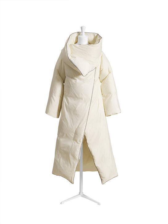 Le manteau doudoune.