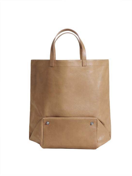 Le sac shopping.