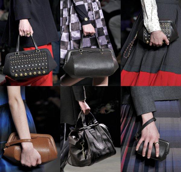 Les sacs de l'hiver 2013