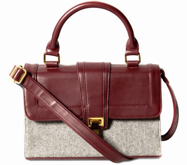 Le mini sac Pull & Bear.