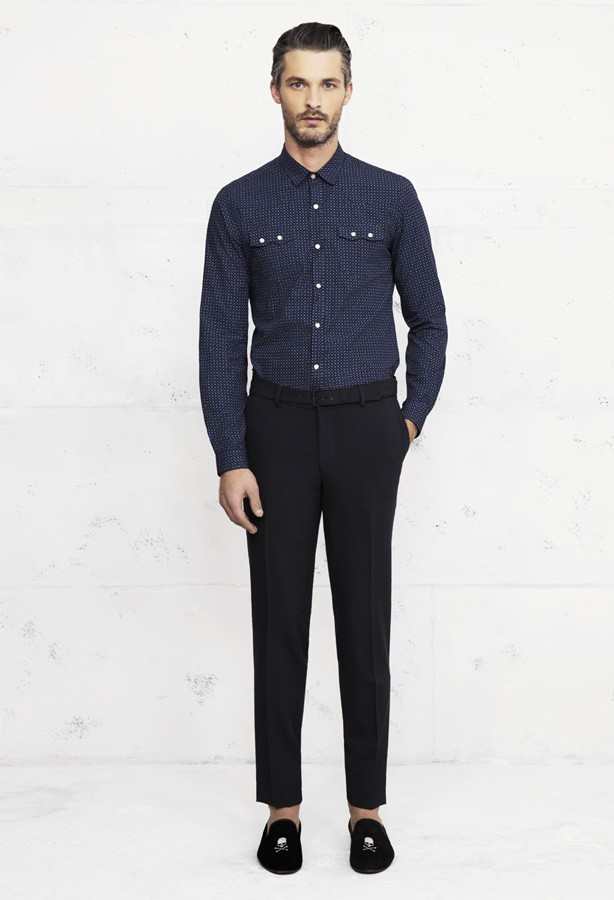 Chemise homme The Kooples.