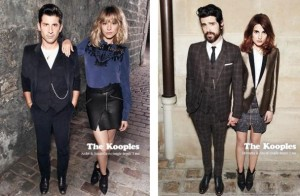 Les duos the Kooples.